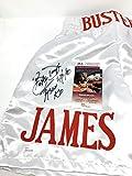 James Buster Douglas Signed Autograph Boxing Trunks