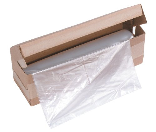 HSM 2117 Shredder Bags, 58 Gallon Capacity, 21 x 17 x 44 Inches
