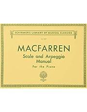 Scale and Arpeggio Manual: Schirmer Library of Classics Volume 1037 Piano Technique
