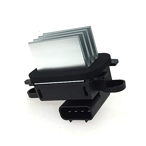 (HVAC Blower Motor Resistor AC Blower Control Module - Fits 2009-2017 Ford Expedition 2009-2014 Ford F150 2009-2017 Lincoln Navigator - Replace# BL3Z-19E624-A BL3Z19E624A YH-1829 YH1829)