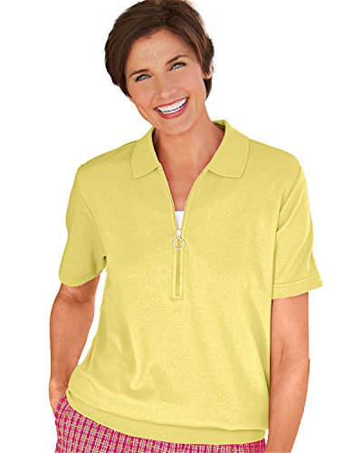 womens banded bottom tops - 4