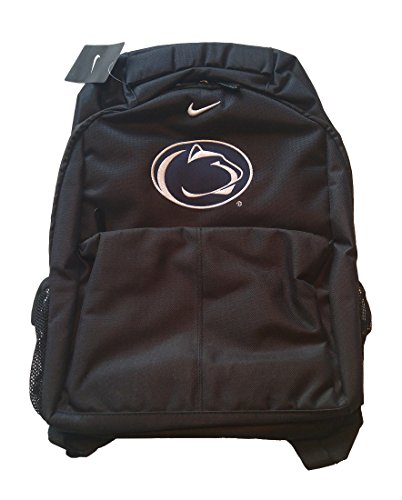 - Nike Penn State Nittany Lions Basic Front Packet Backpack Black