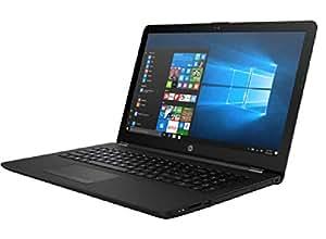 HP 15-bs154ne Laptop, Intel Core i3-5005U, 15.6 Inch, 500GB HDD, 4GB RAM, Intel HD Graphics, Win 10, Eng-Ara KB, Jet Black