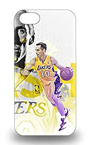 5/5s Snap On Case Cover Skin For Iphone 5/5s NBA Phoenix Suns Steve Nash #13 3D PC Soft Case