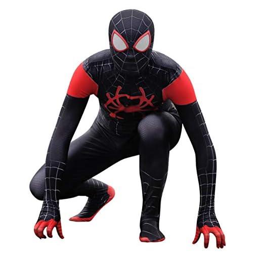 Riekinc Superhero Zentai Bodysuit Halloween Adultkids Cosplay Costumes