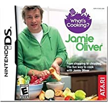 What's Cooking? With Jamie Oliver (Nintendo DS) All Ages by Atari