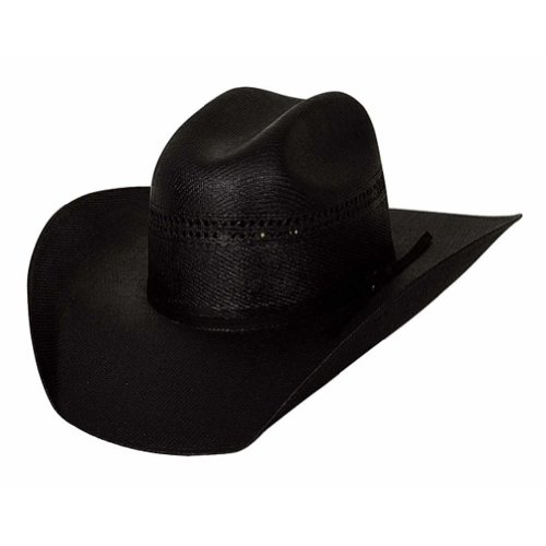 Bullhide Black Gold - (10X) Straw Cowboy Hat (7)