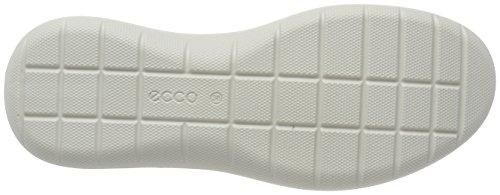 ECCO Zapatillas Gravel Gravel para Mujer Oyster Beige Soft 5 rqpOxrF