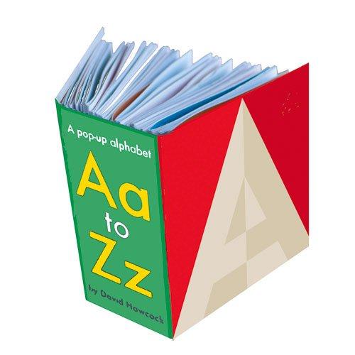 Aa-Zz: A Pop-Up Alphabet pdf