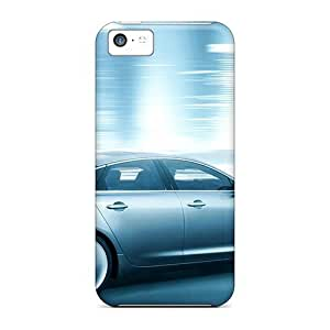 Waterdrop Snap-on Blue Drive Case For Iphone 5c