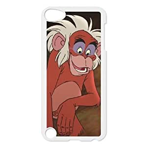 iPod Touch 5 Case White Disney The Jungle Book Character Flunkey the Baboon EUA15967333 Phone Case Cover 3D Back