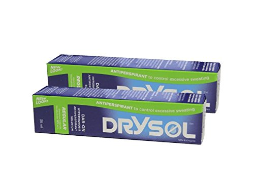 Biosense Clinic Drysol Dab On - Regular Strength 12% 35mlx2boxes