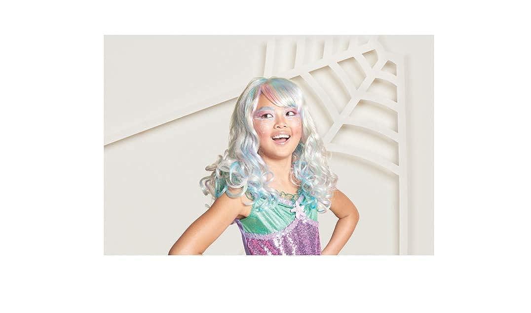 Hyde and Eek Rainbow Mermaid Unicorn Wig Target