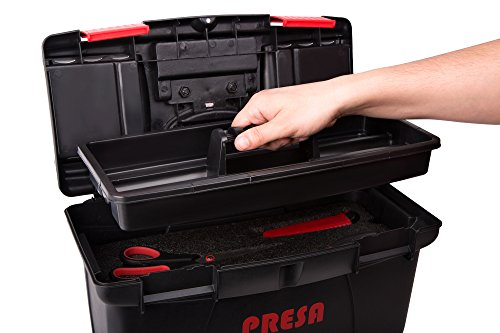 Presa Homeowner's Tool Kit Set, 150 Pieces of Essential Tools and Hardware You Need by Presa (Image #3)