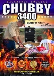 Backwoods Chubby 3400 Outdoor Charcoal Smoker by Backwoods Smoker / Smokin' Deal BBQ (Image #2)