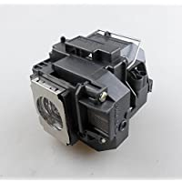 Replacement Lamp with Housing for EB-W8D / PowerLite Presenter / H335A / ELPLP55 / V13H010L55 Projectors