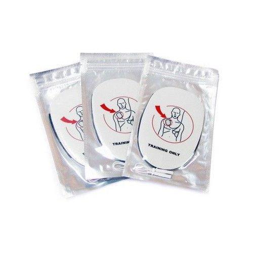 1 Pair AED Practi-Trainer Replacement Child / Adult Training Pads (Adult (Replacement Adult Training Pads)