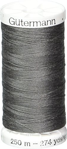 - Gutermann Sew-All Thread 274yd, Rail Grey
