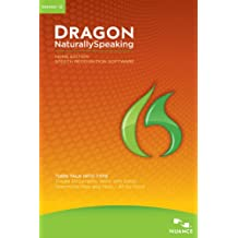 Dragon NaturallySpeaking Home Edition Version 12