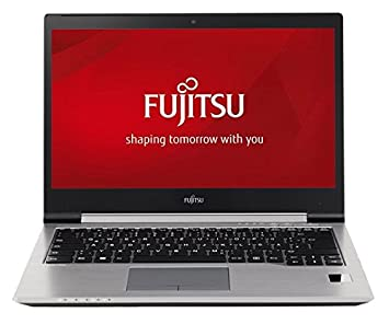 "Fujitsu LIFEBOOK U745 2.2GHz i5-5200U 14"" Plata - Ordenador portátil (Ultrabook"