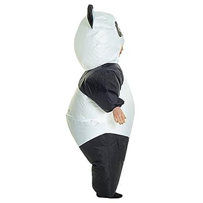 Morph Giant Panda Inflatable Blow up Costume Costume