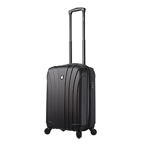 Mia Toro 機内持ち込み手荷物, ブラック, One Size B078B24HGT ブラック