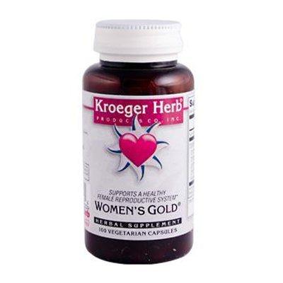 Kroeger Herb Women's Gold -- 100 Capsules
