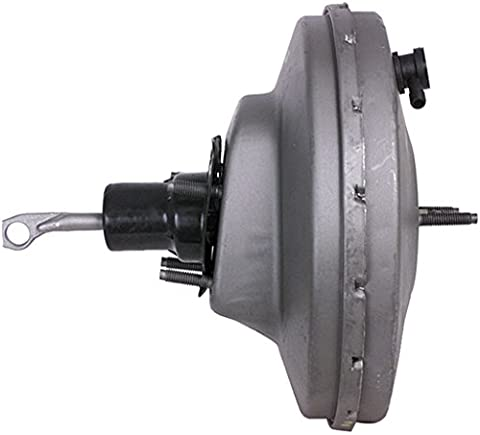 Cardone 54-74219 Remanufactured Power Brake Booster - Chrome Power Brake Booster