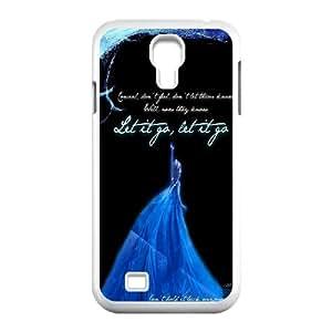 High Quality {YUXUAN-LARA CASE}Cartoon Frozen For SamSung Galaxy S4 Case STYLE-8