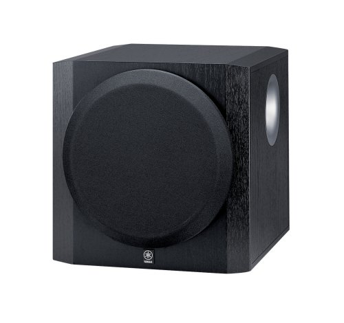 YST-SW216 10'' 100 Watt Powered Subwoofer Black by Yamaha