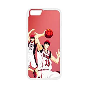 Kuroko no Basket iPhone 6 Plus 5.5 Inch Cell Phone Case White Tbtwp