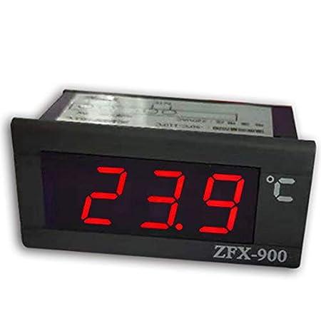 Compra ClookYuan ZFX-900 Pantalla LED Termómetro Digital Monitor ...