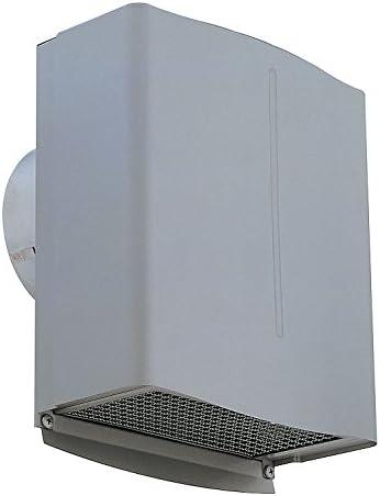 ユニックス 防音製品 ステンレス製 ベントキャップ SSFW125B10M 防音フード メッシュ 10メッシュ