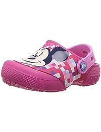 Crocs Kid's Crocsfunlab Mickey Clogs