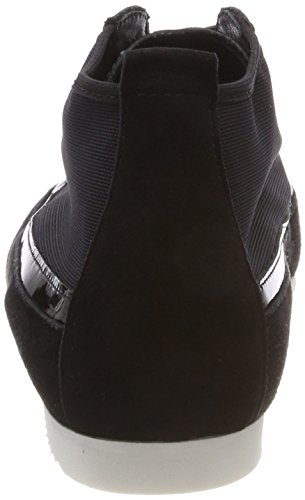 Altas 5 Schwarz Högl para Negro Zapatillas 2316 10 Mujer xf1qI4w7