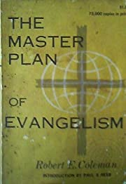 The Master Plan of Evangelism (6th Edition)…