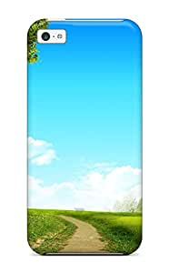 High-quality Durability Case For Iphone 5c(beautiful Village)