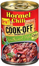 Hormel Cook-Off Series Chili Southwest Style