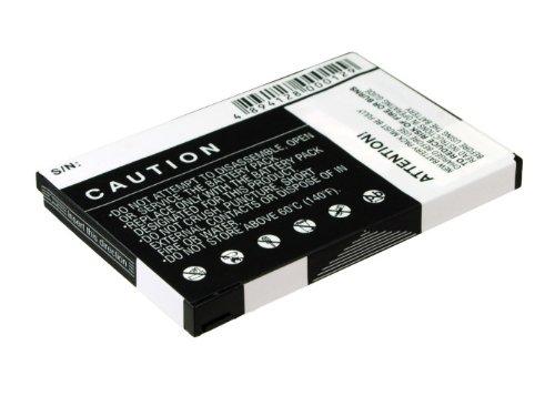 1300mAh Slim Extended Battery fits AT&T 8900, 8925 Tilt, Tilt 8925, HTC TyTN II, P4550, Kaiser, Kaiser100, Kaiser 110, Kaiser 120, T-Mobile MDA Vario III, Vodafone v1615, VPA Compact V series