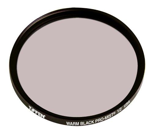 (Tiffen 49WBPM12 49mm Warm Black Pro Mist 1/2 Filter)