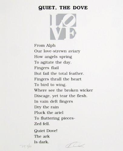quiet love poem