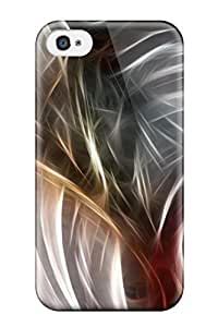 For Iphone Case, High Quality Shapes Abstract For Iphone 4/4s Cover Cases