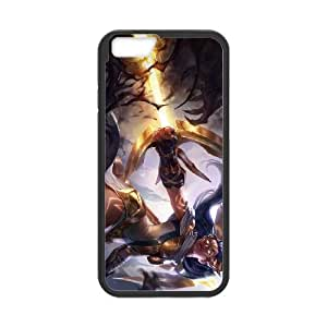 iPhone 6 Plus 5.5 Inch Cell Phone Case Black League of Legends Arclight Vayne GYV9403750