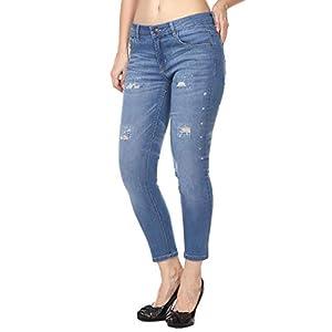 Broadstar Women's Skinny Fit Jeans