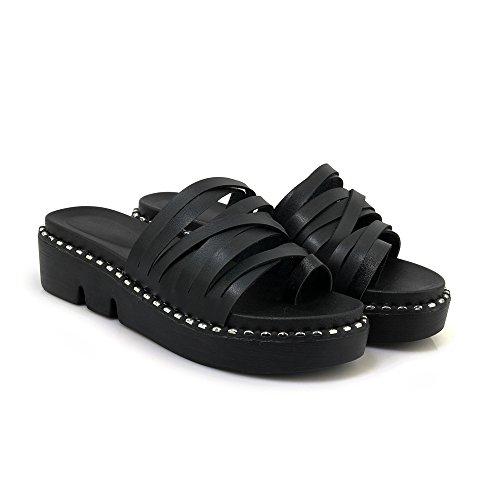 Sandales d Pantoufles Sandales Chaussons Chaussures FwU5P7qWn