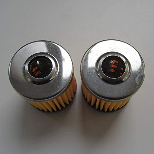 KUNPENG - #206233 2PCS Oil Filter for Pegasus E32 52 - Oil E32