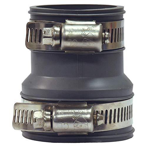(EZ-FLO 86012 Tubular Drain Connector, 10.08 x 11.89 x 12.28