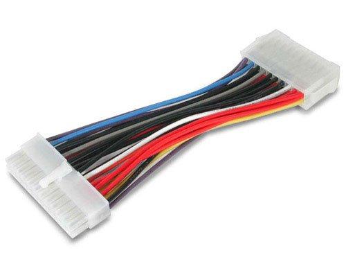 StarTech.com 6-Inch 20 Pin ATX Power Supply to 24 Pin Motherboard Adapter (ATX2024MF)