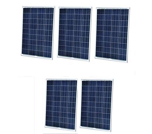 最新の激安 SAYA 100W 18V ソーラーパネル 500w 18V 4枚 B07FYGWS5Z 500w 100W 500w, サヌキ市:1aaa0218 --- itourtk.ru