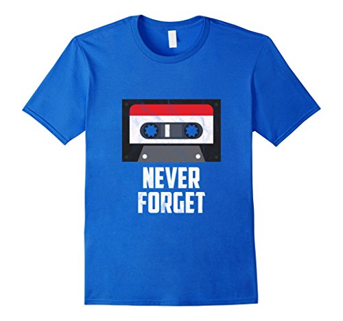 Mens Never Forget Cassette